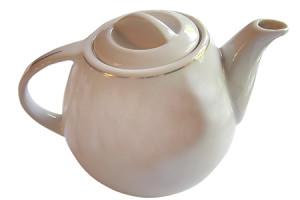 aanslag theepot verwijderen